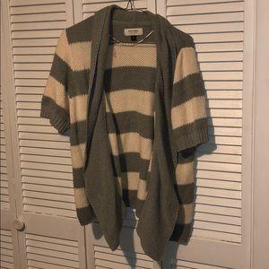 Sonoma short sleeve cardigan